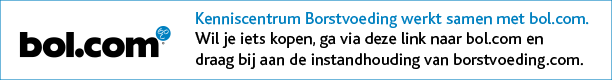Koop bij Bol.com en steun vanzelf Kenniscentrum Borstvoeding